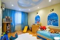 Отделка детской комнаты в Ленинск-Кузнецком