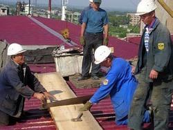 Ремонт крыш в Ленинск-Кузнецком. Ремонт и обслуживание кровли